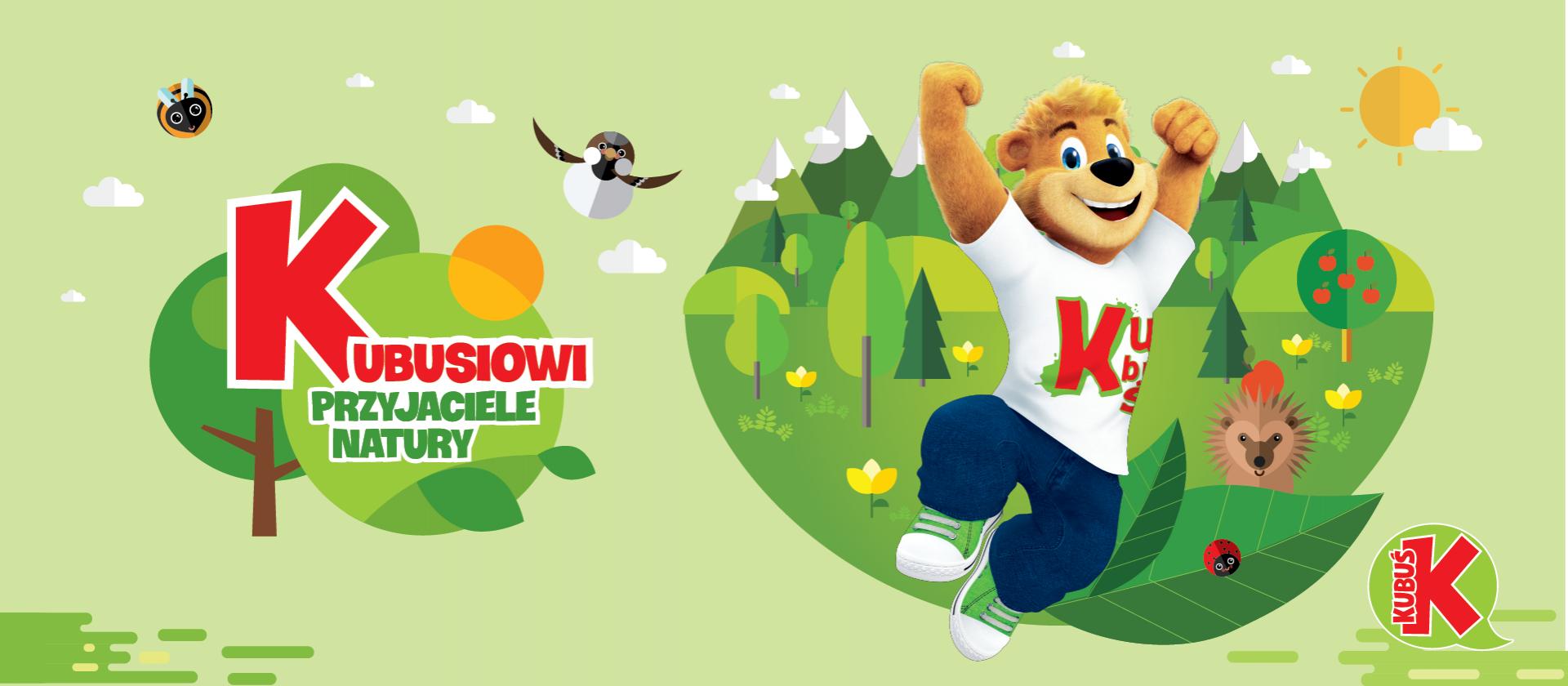 Rekordowa liczba przedszkolaków z całej Polski uczy się jak dbać o naturę